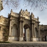 Стамбул, Dolmabahçe palace