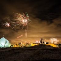 Новый год по-исландски